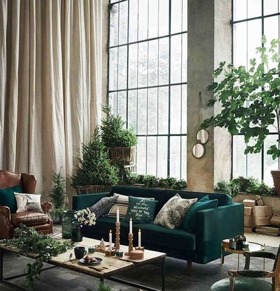 Biophilic Interior Design - IANIKO.com