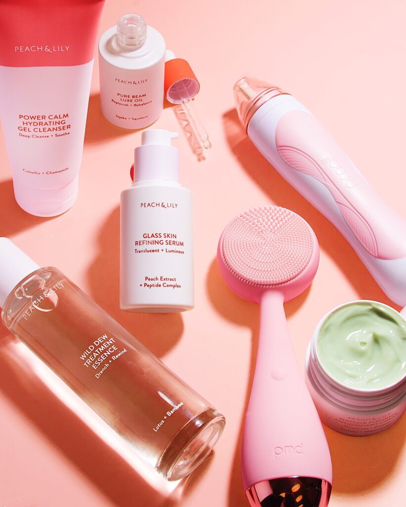 IANIKO 13 best minimalist skincare brands - peach and lily