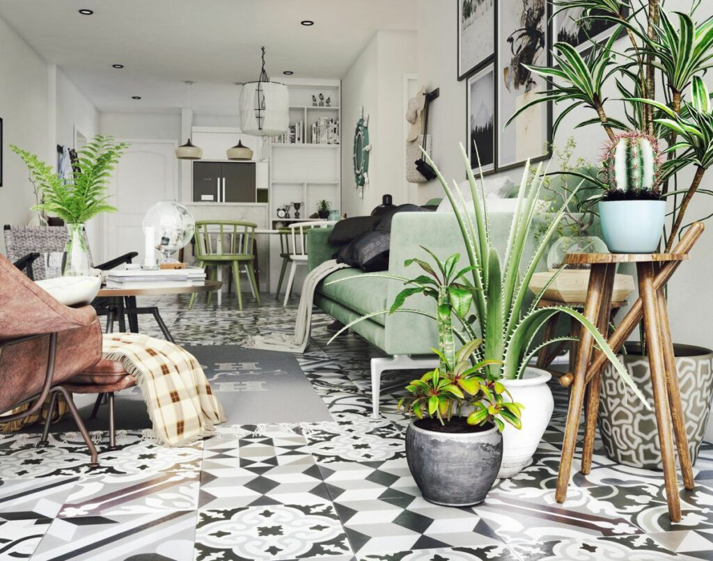 ianiko - Interior Decor Trends 2021 Interior Gardens