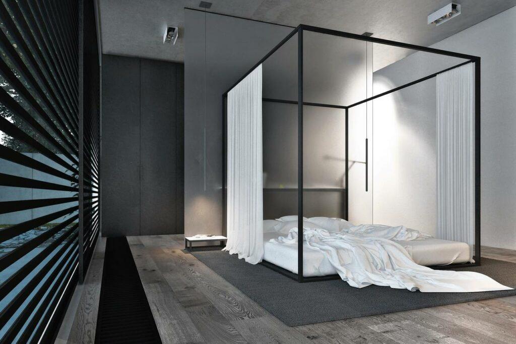 ianiko - Interior Decor Trends 2021 canopy beds
