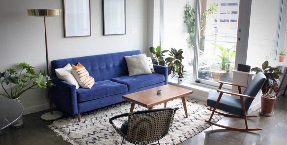 ianiko - Interior Decor Trends 2021 classic blue