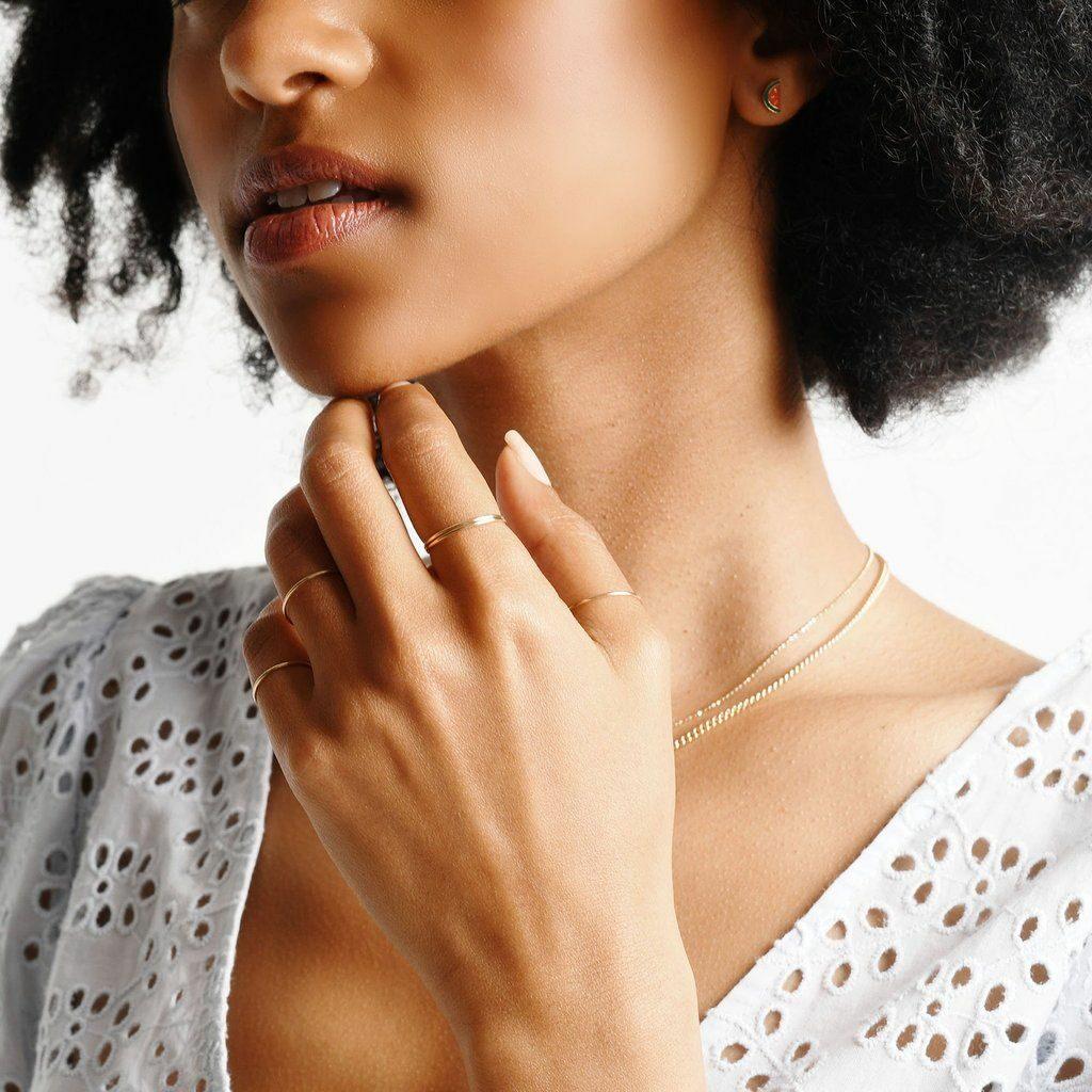 IANIKO - 12 Minimalist Jewelry Brands - Ariel Gordon Jewelry