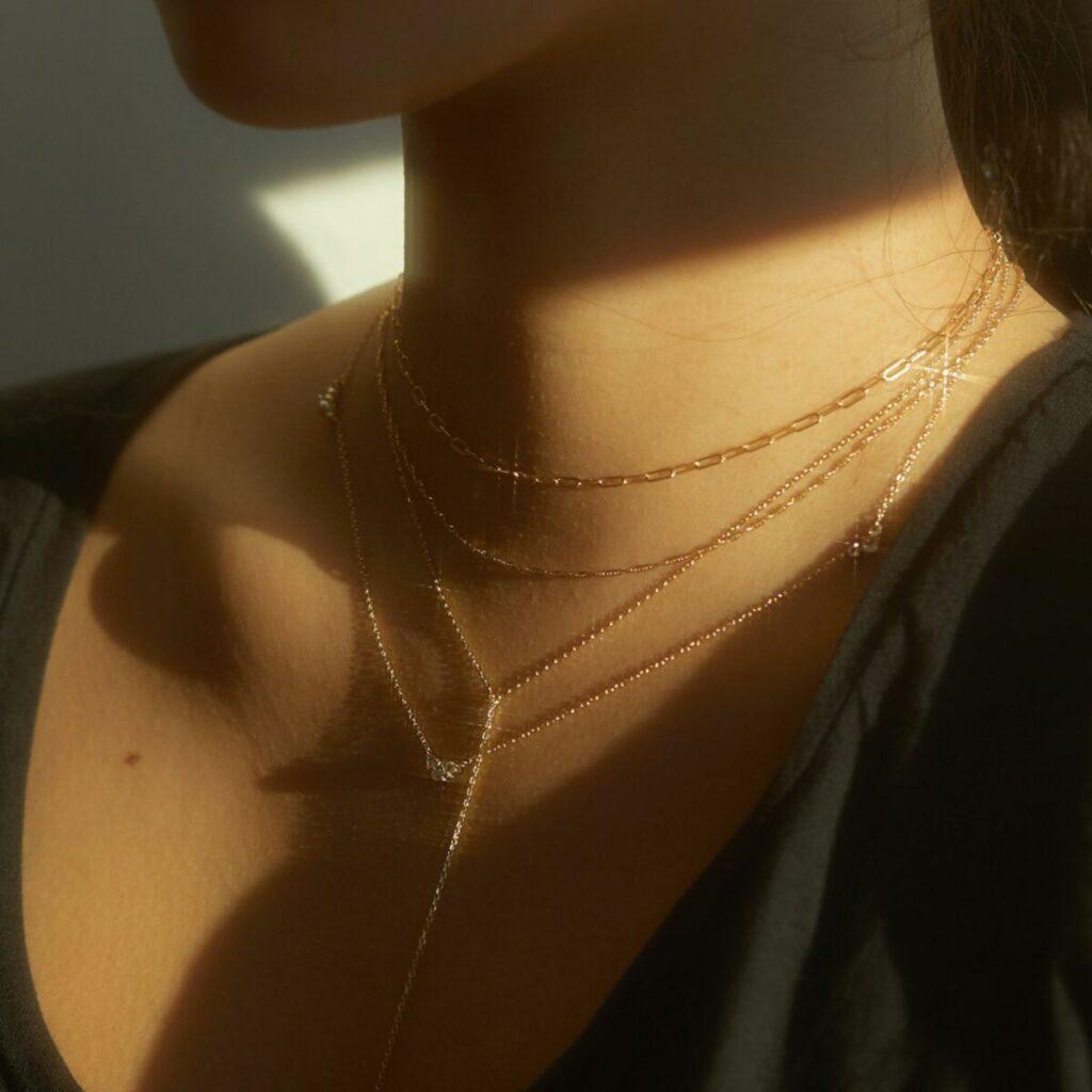 IANIKO - 12 Minimalist Jewelry Brands - Catbird Jewelry