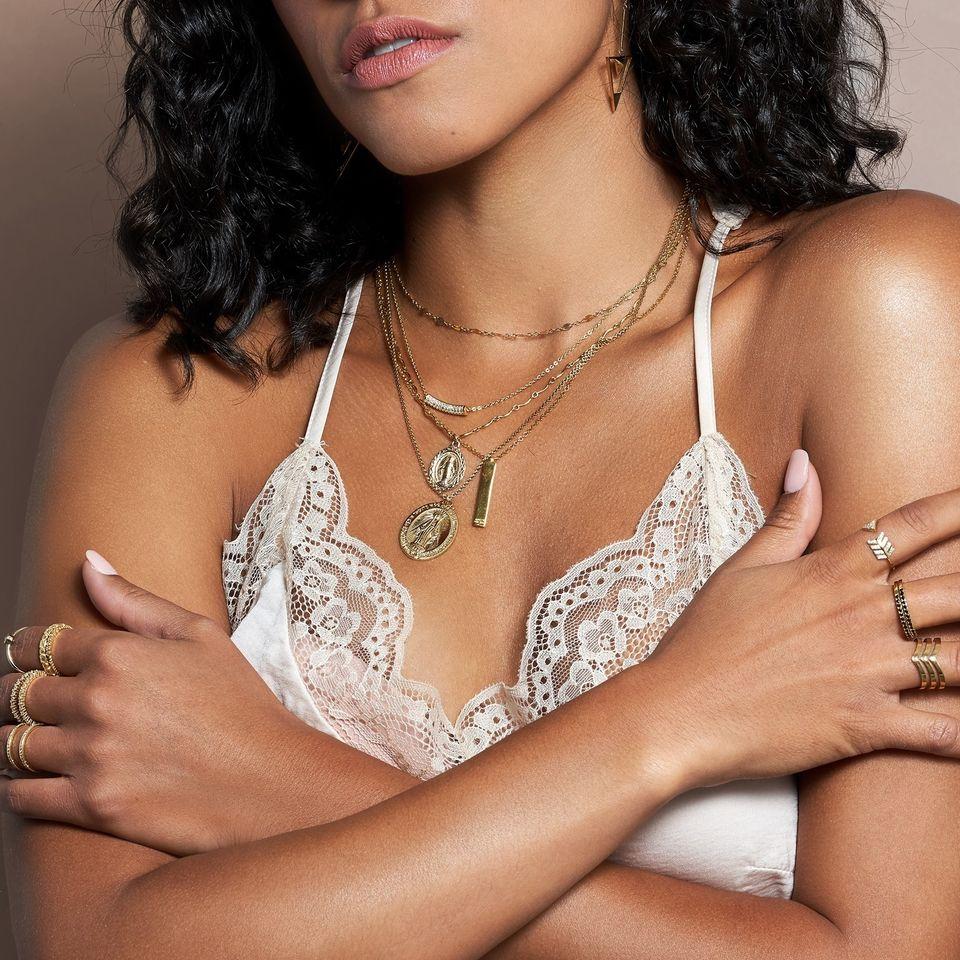 IANIKO - 12 Minimalist Jewelry Brands - Kallista