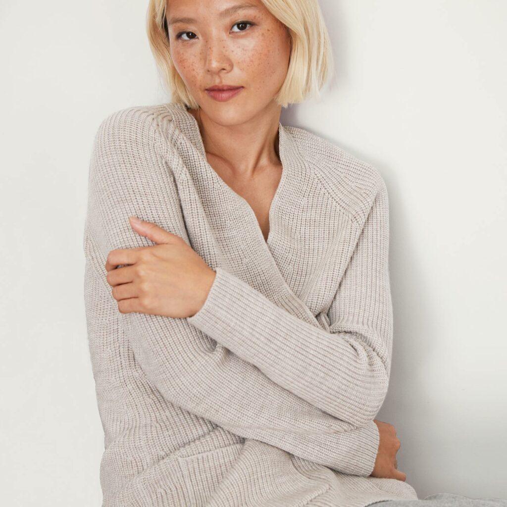 IANIKO - 15 Minimalist Fashion Brands - Eileen Fisher