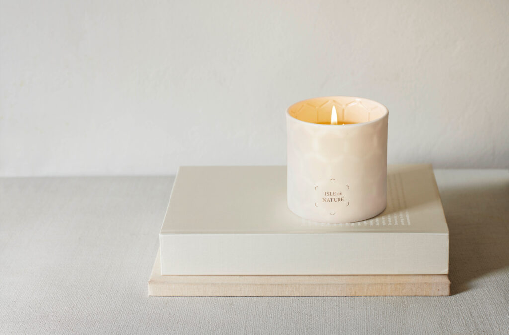 Non-Toxic Scented Candle Brands - Isle De Nature
