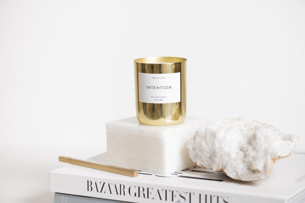 Non-Toxic Scented Candle Brands - Made by Yoke