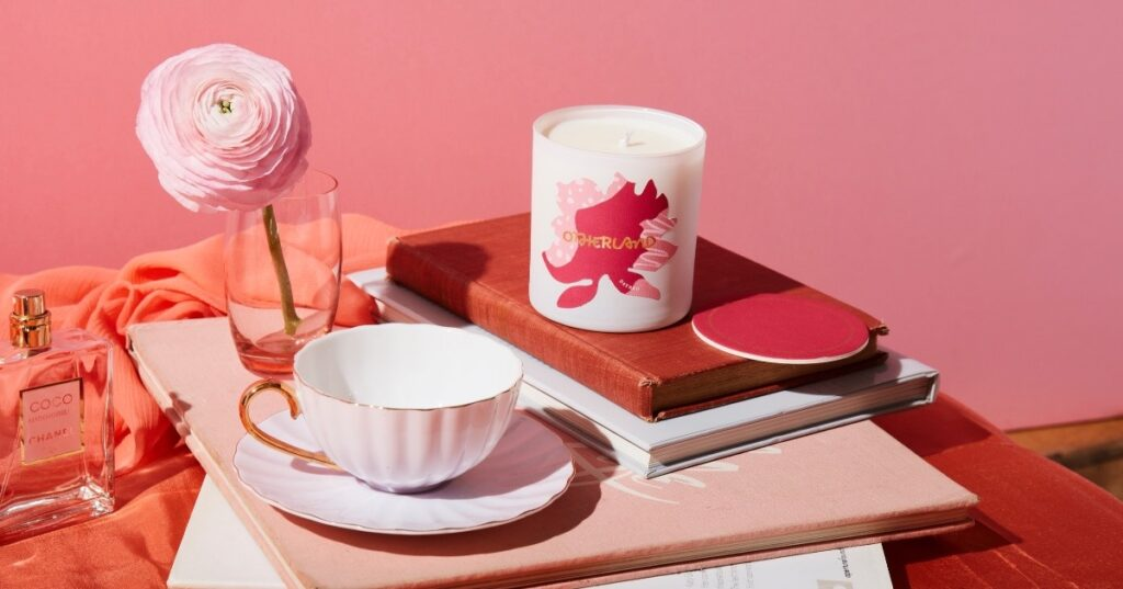 Non-Toxic Scented Candle Brands - Otherland