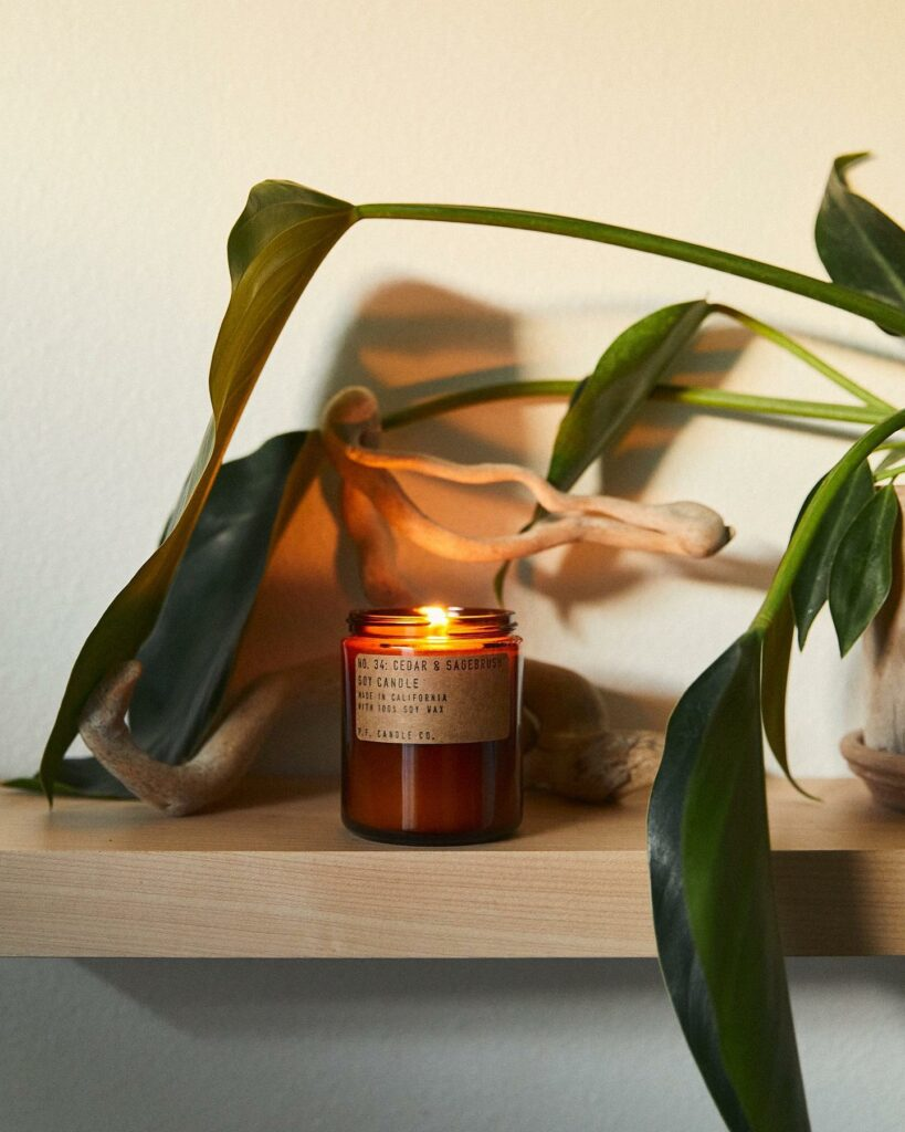 Non-Toxic Scented Candle Brands - P.F. Candle Co.