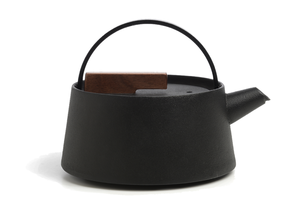Minimalist Teapots & Kettles To Buy In 2021 -Nambu Cast-Iron Kettle