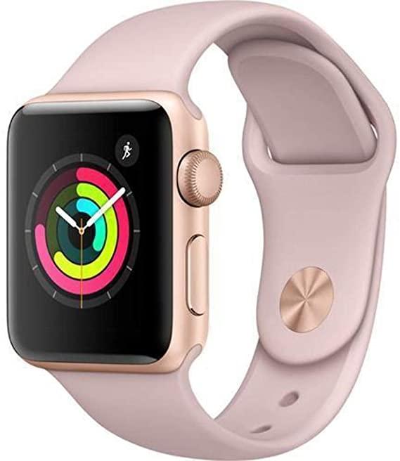The Best Minimalist Digital Watches - Apple Watch Series 3