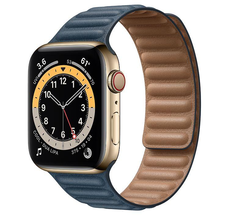 The Best Minimalist Digital Watches - Apple Watch Series 6
