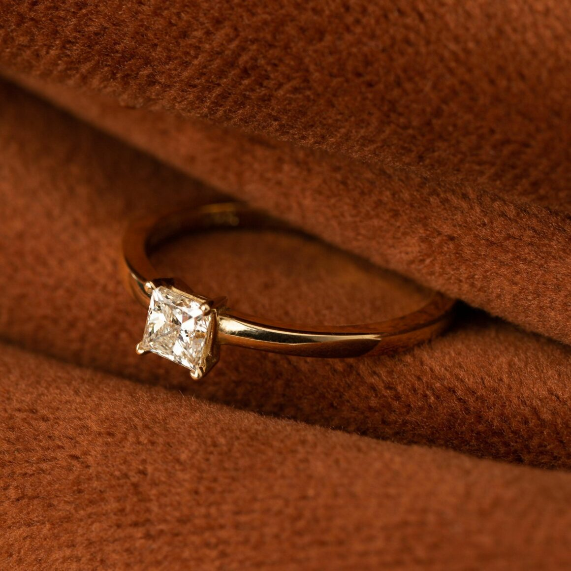 Conflict-Free Minimalist Engagement Ring Brands - Aurate