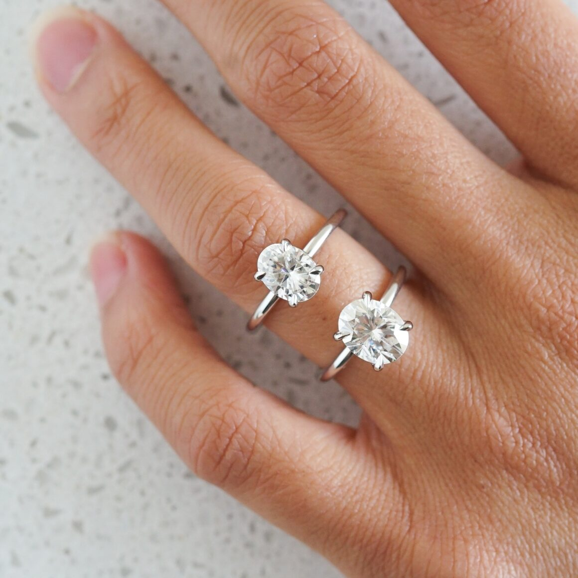 Conflict-Free Minimalist Engagement Ring Brands - Do Amore