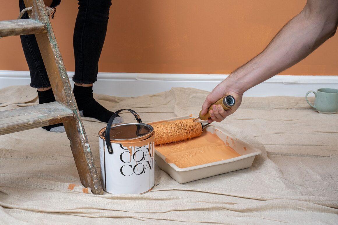 Best Eco-Friendly Paints for a Non-Toxic Home - COAT Paints