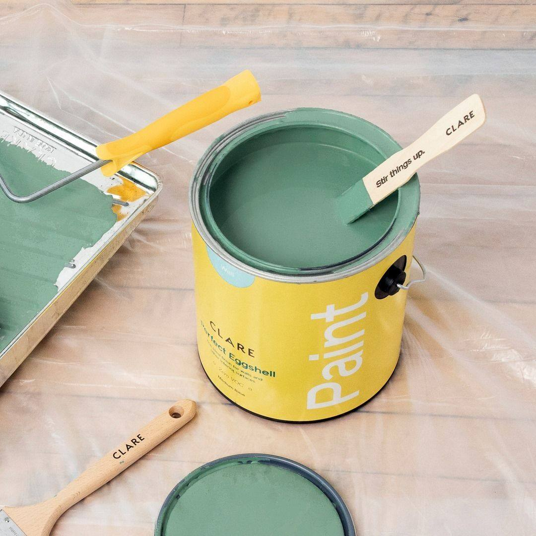 Best Eco-Friendly Paints for a Non-Toxic Home - Clare