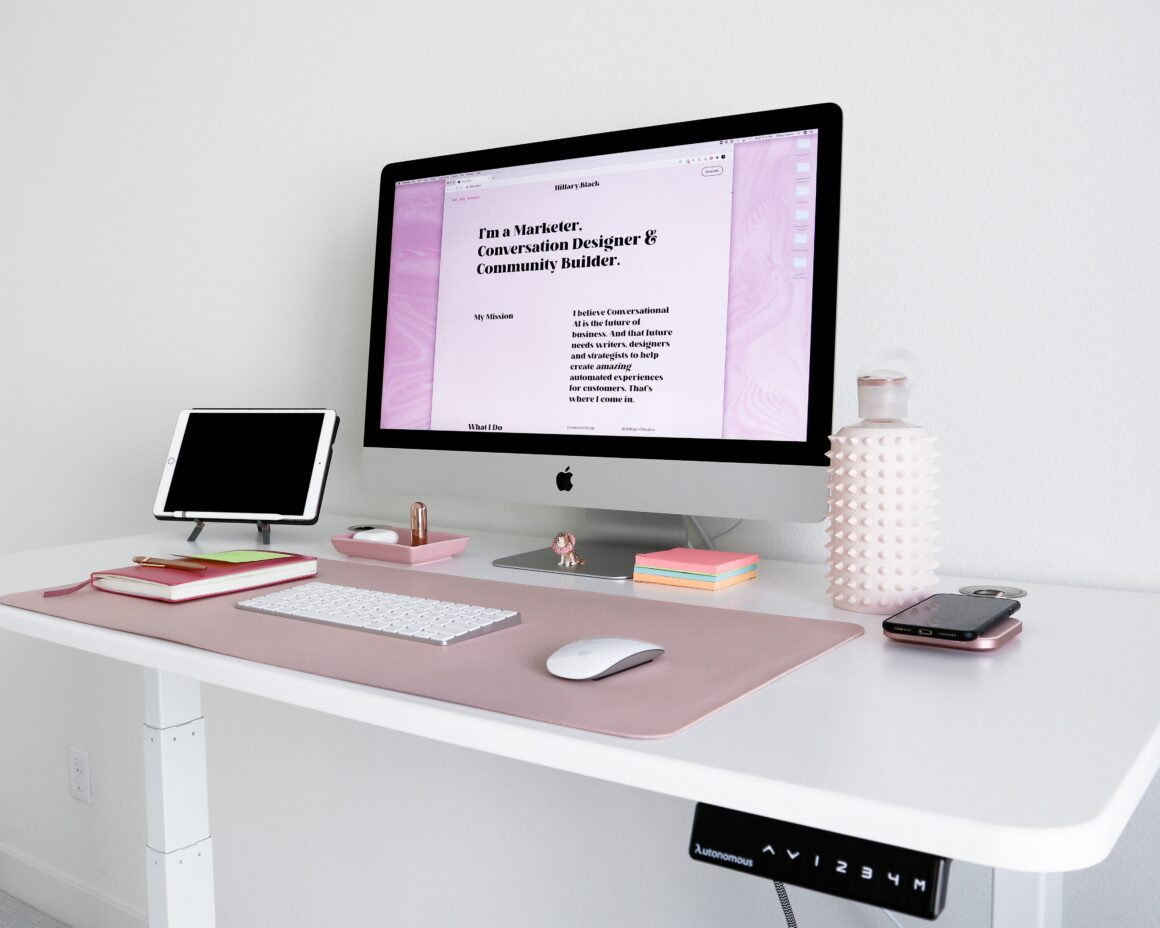 Best Minimalist Standing Desks & Desk Converters 3