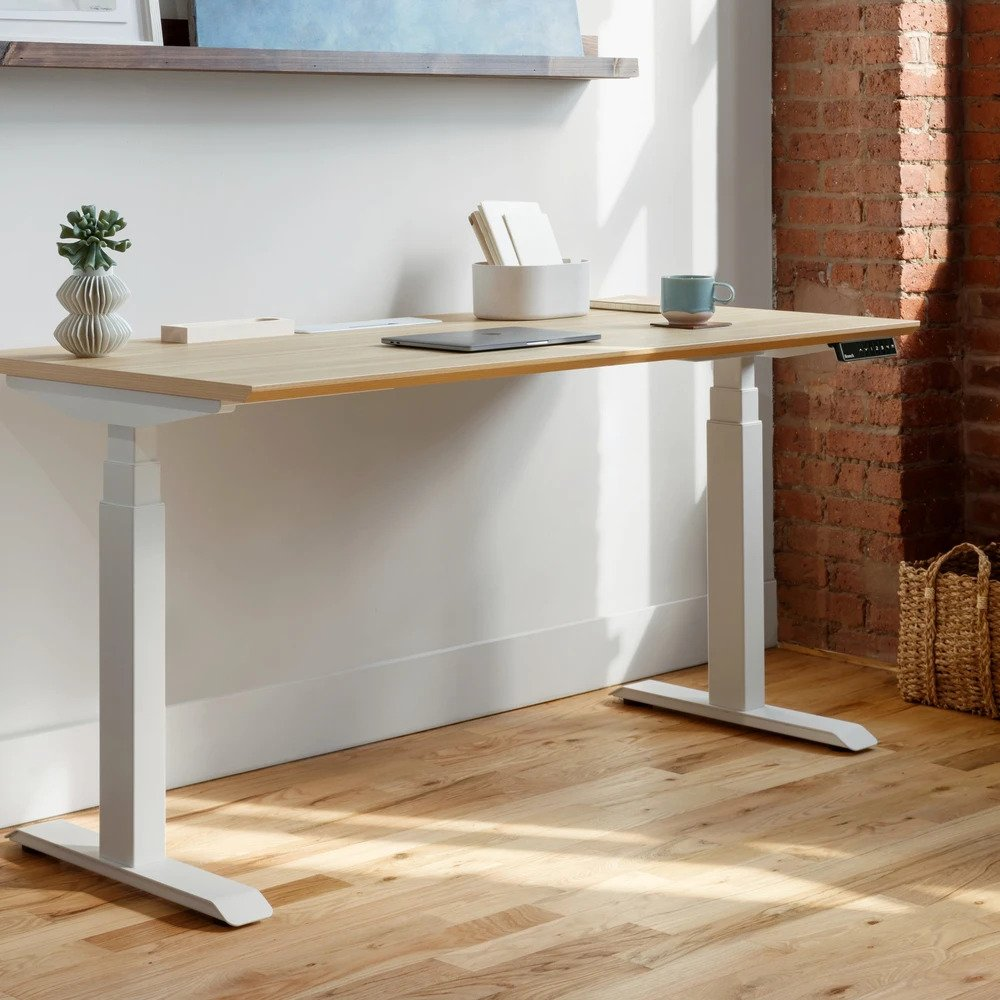 Best Minimalist Standing Desks & Desk Converters - ranch Standing Desk