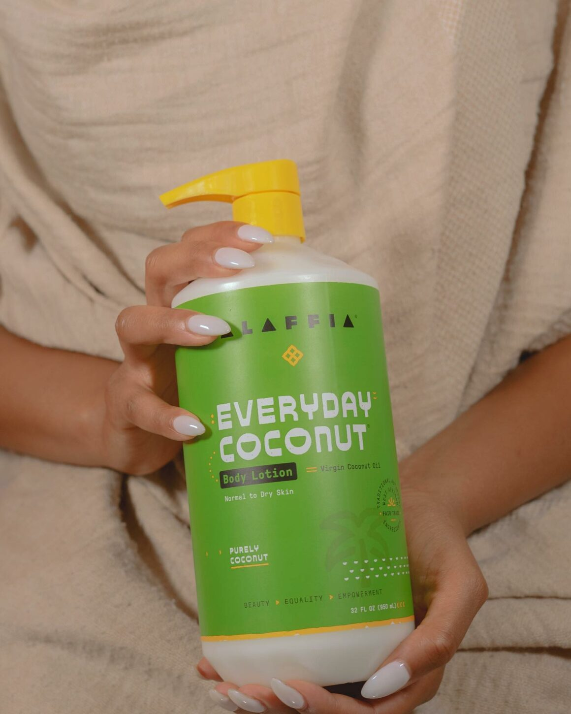 The Best All-Natural Body Washes - Alaffia Everyday Coconut Body Wash – Purely Coconut
