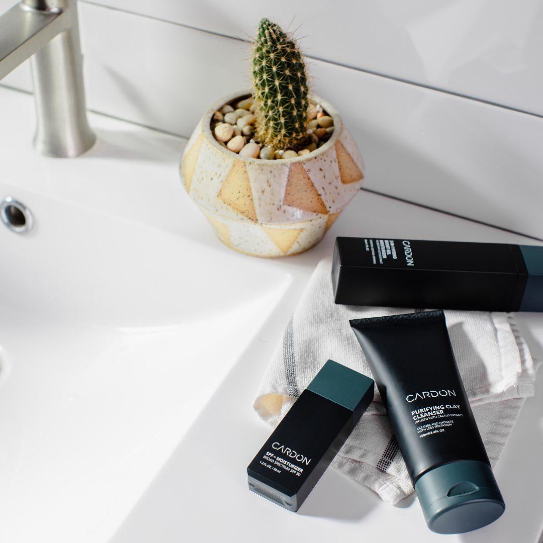 Natural and Organic Skincare Brands for Men - Cardon