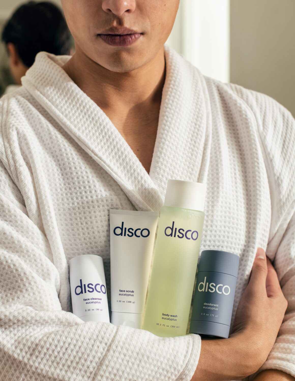 Natural and Organic Skincare Brands for Men - Disco