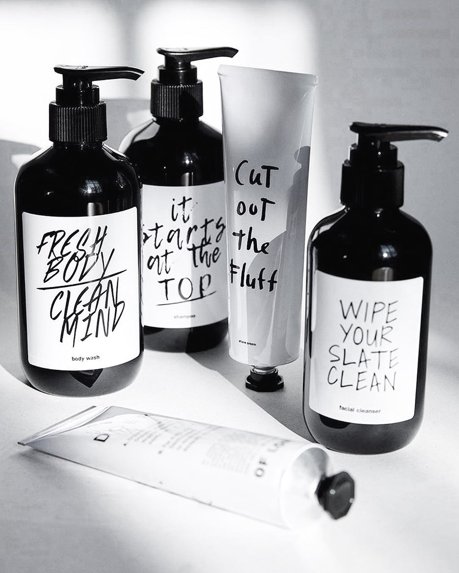 Natural and Organic Skincare Brands for Men - Doers of London