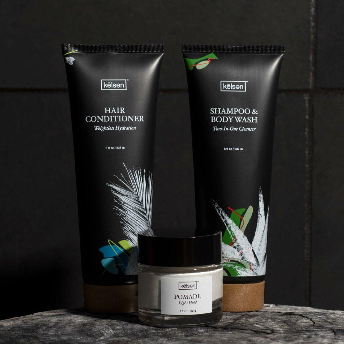 Natural and Organic Skincare Brands for Men - Kelsen