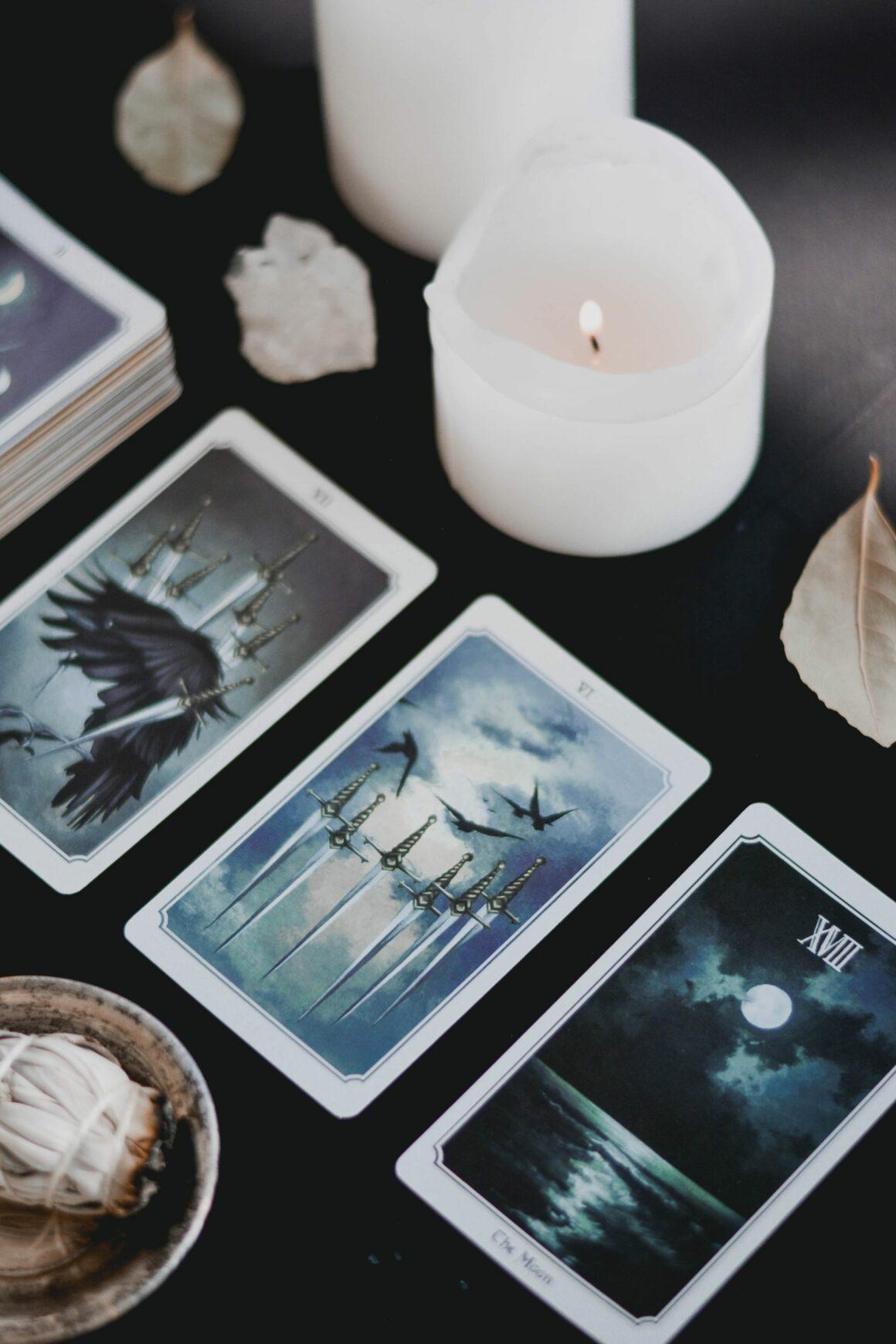 Minimalist Tarot Cards