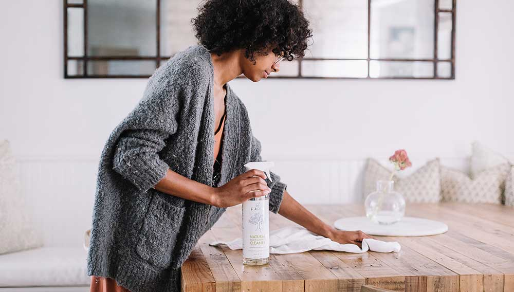The Only List of Non-Toxic Cleaning Products You Need - Puracy