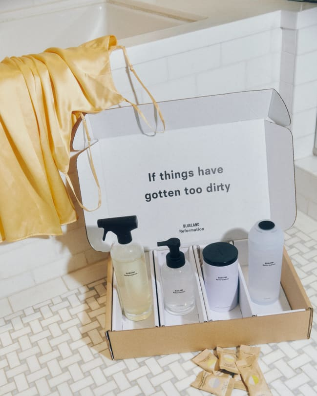 The Only List of Non-Toxic Cleaning Products You Need - The Reformation