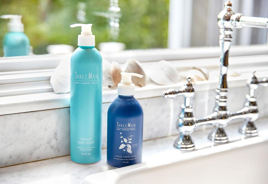 The Only List of Non-Toxic Cleaning Products You Need - Threemain