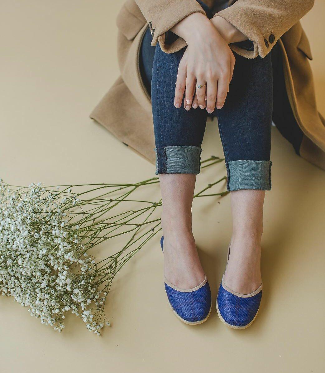 Vegan & Sustainable Shoe Brands - Fuchsia