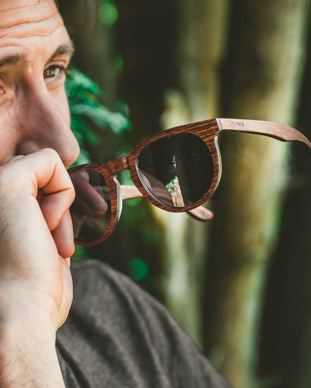 Best Eco-Friendly Sunglasses - GROWN Sustainable Wooden Eyewear